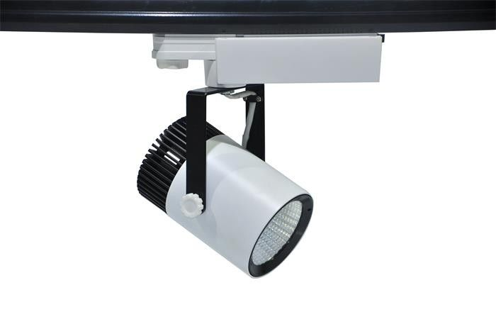 Wall Mount COB Dimmable Track Lights Fixture For Home