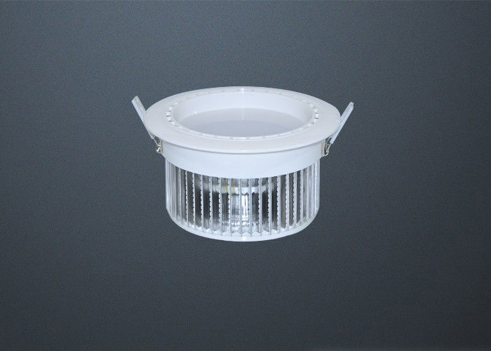 10W Triac Dimmable Led Bathroom Downlights Cool White 5000K 6000K For Indoor Lighting