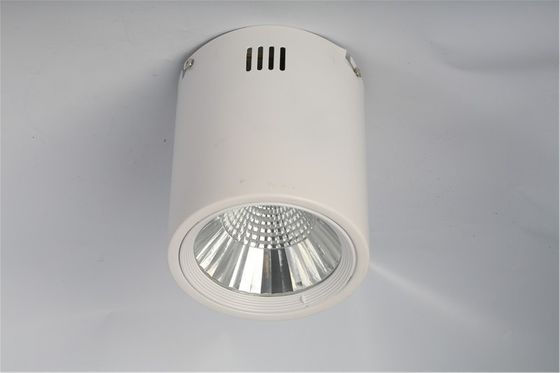 Round Embedded 15 Watt Surface Mounted Led Downlights AC100V - 240V 50Hz - 60Hz