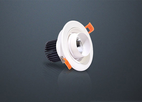 40W Dimmable LED Downlights Commercial Led Downlight with Die-Casting Aluminum