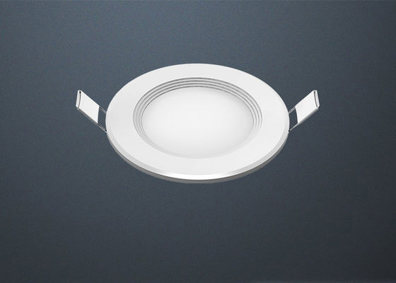 High Efficiency 85lm/W LED Ceiling Panel Lights SMD2835 9W For Commercial Lighting